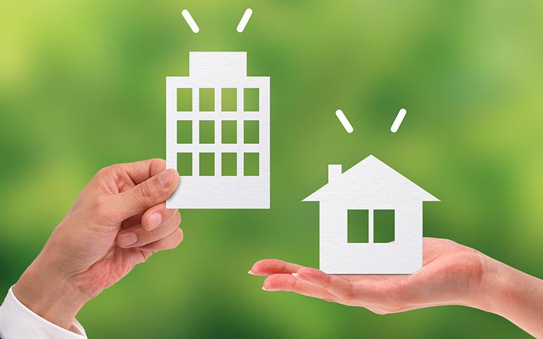 住宅タイプ別・家選びの理由